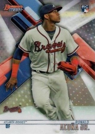 Buzz Break 2018 Bowmans Best Baseball Cards Hobby Box