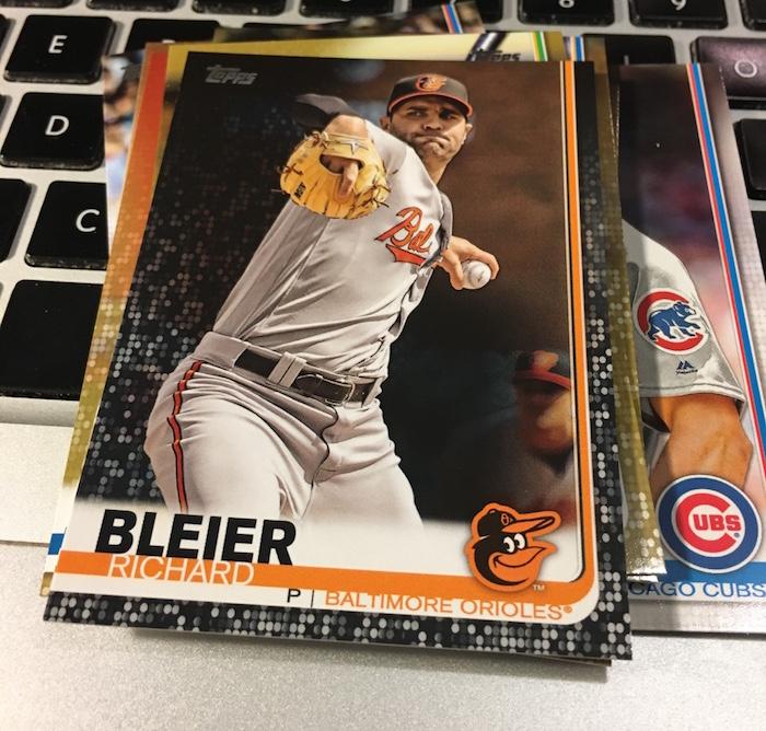 Buzz Break 2019 Topps Series 1 Baseball Cards Hobby Box