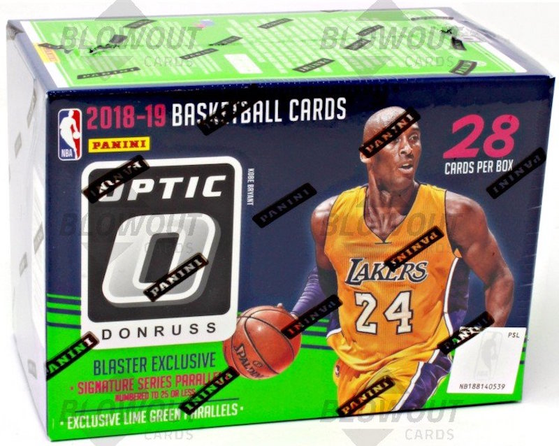 Buzz 8 in 8  Busting 2018-19 Donruss Optic NBA (Hour 6) 4654ac311