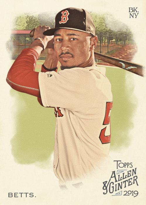 First Buzz 2019 Topps Allen Ginter Baseball Cards Blowout Buzz