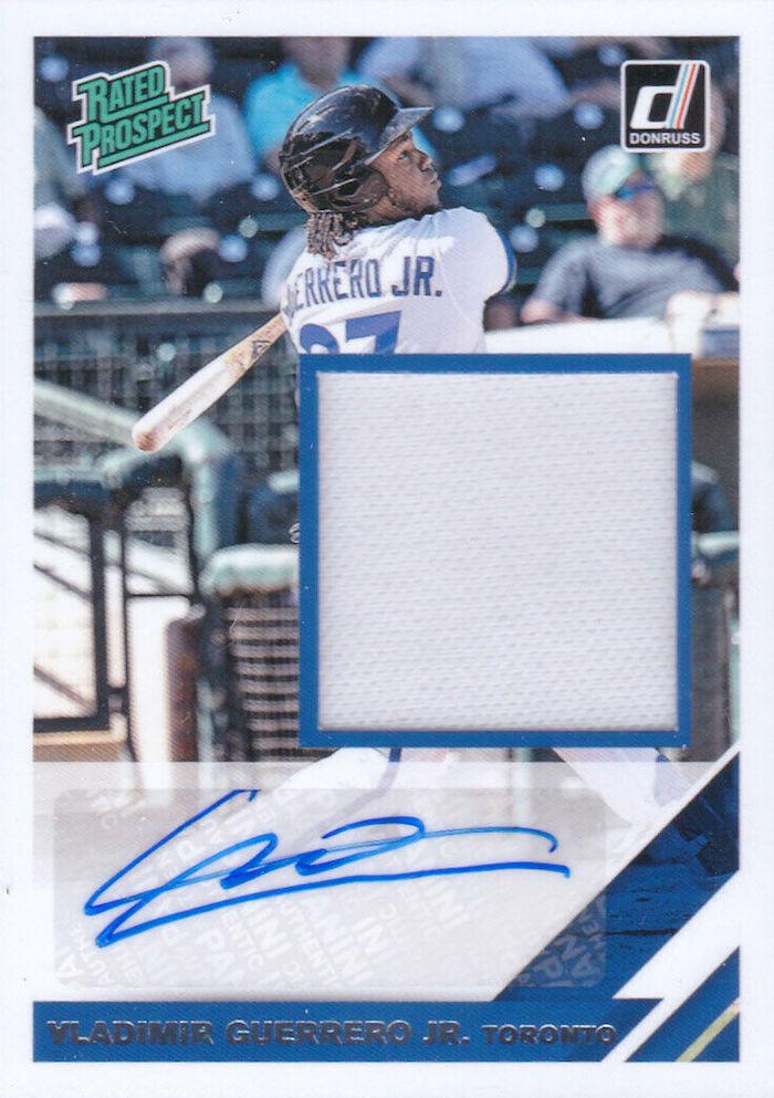 Buzzs Pick Six 2019 Donruss Baseball Cards Blowout Buzz