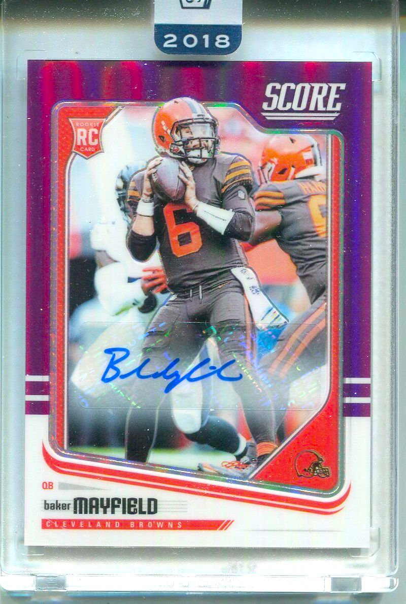 timeless design c13f1 db741 eBay Buzz: Wander Franco's Bowman arrival, Baker Mayfield ...