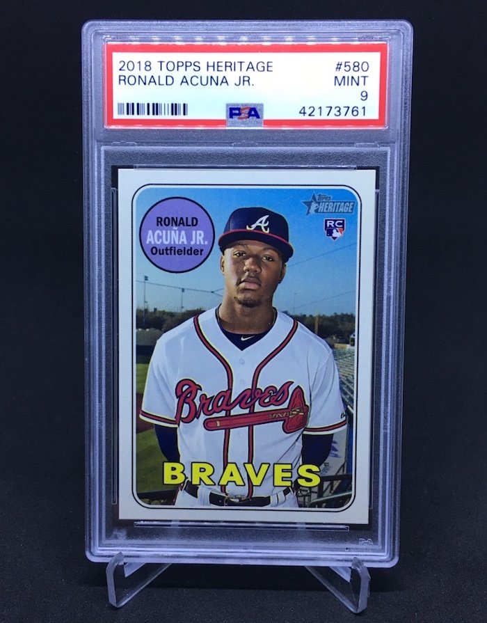 1c3f0d752 2018 Topps Heritage High Number   Blowout Buzz
