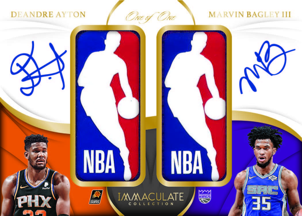 First Buzz: 2018-19 Panini Immaculate Collection NBA Cards