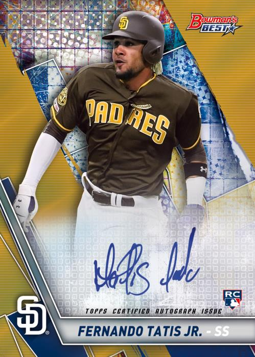Preview 2019 Bowmans Best Baseball Cards Diamond Cards Online Store
